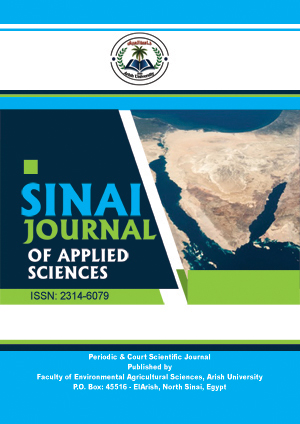 Sinai Journal of Applied Sciences